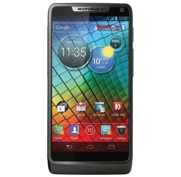 Motorola xt890 razr i 3