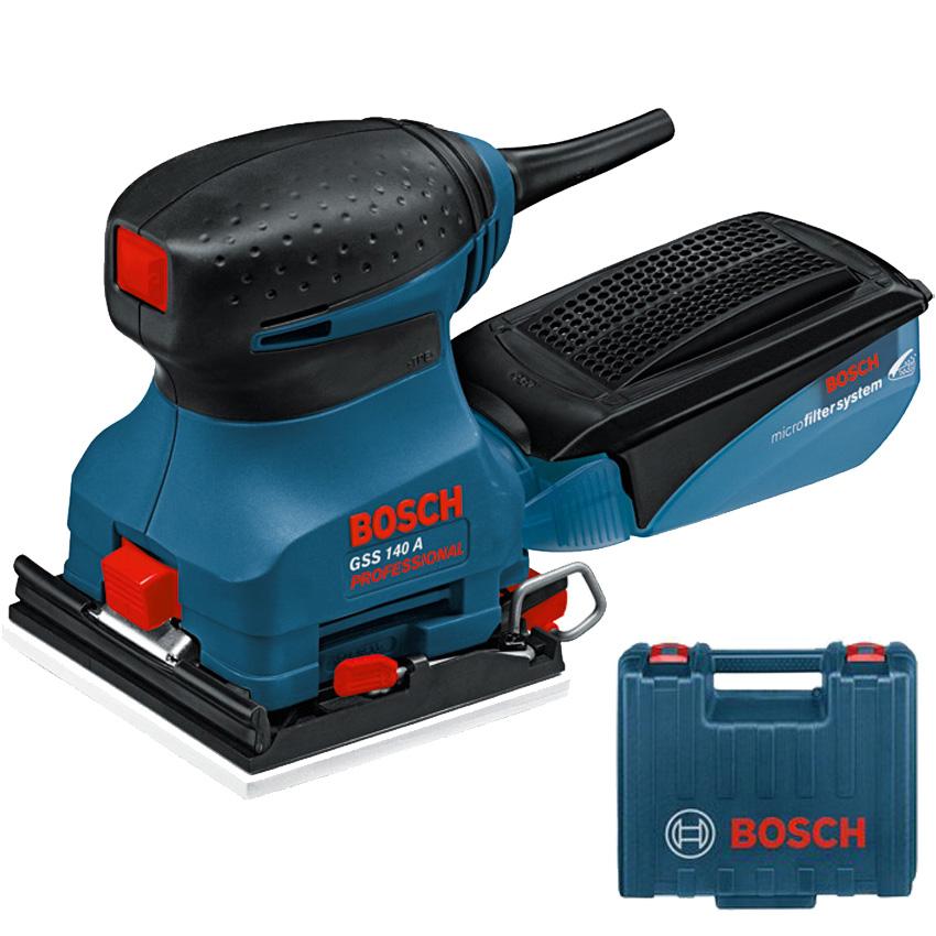 BOSCH GSS 140 A Professional Slefuitor cu vibratii 180 W 0601297085