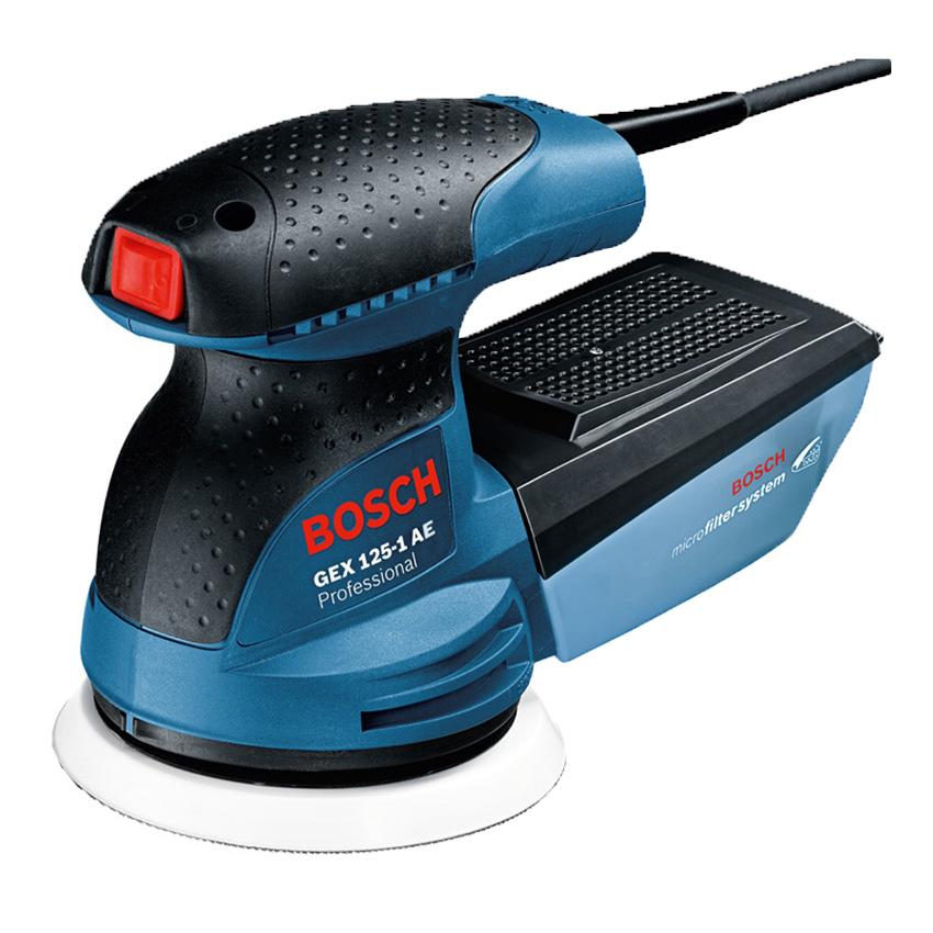 BOSCH GEX 125-1 AE Professional Slefuitor cu excentric 250 W 0601387500