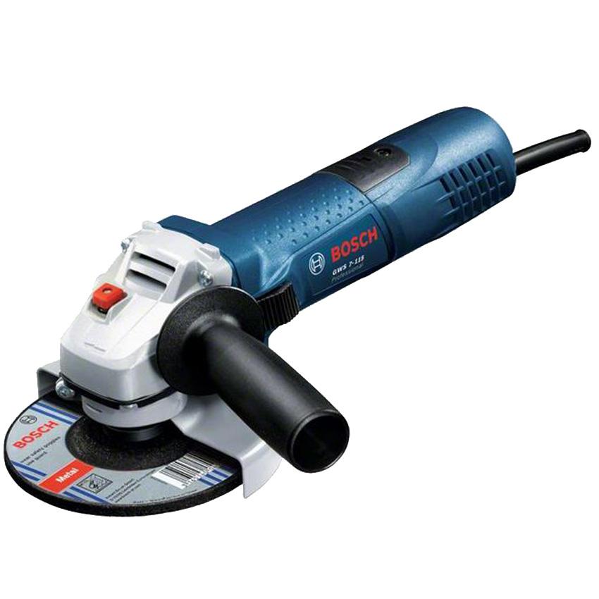 BOSCH GWS 7-115 Professional Polizor unghiular 720 W diametru disc 115 0601388101
