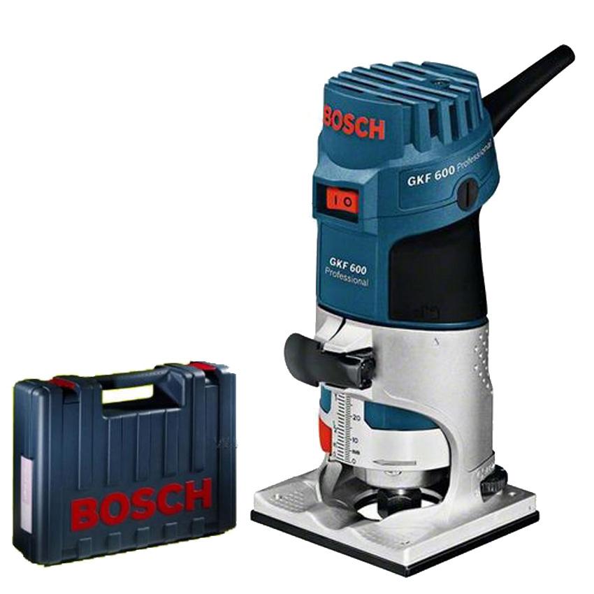 BOSCH GKF 600 Professional Masina de frezat muchii 600 W 060160A100