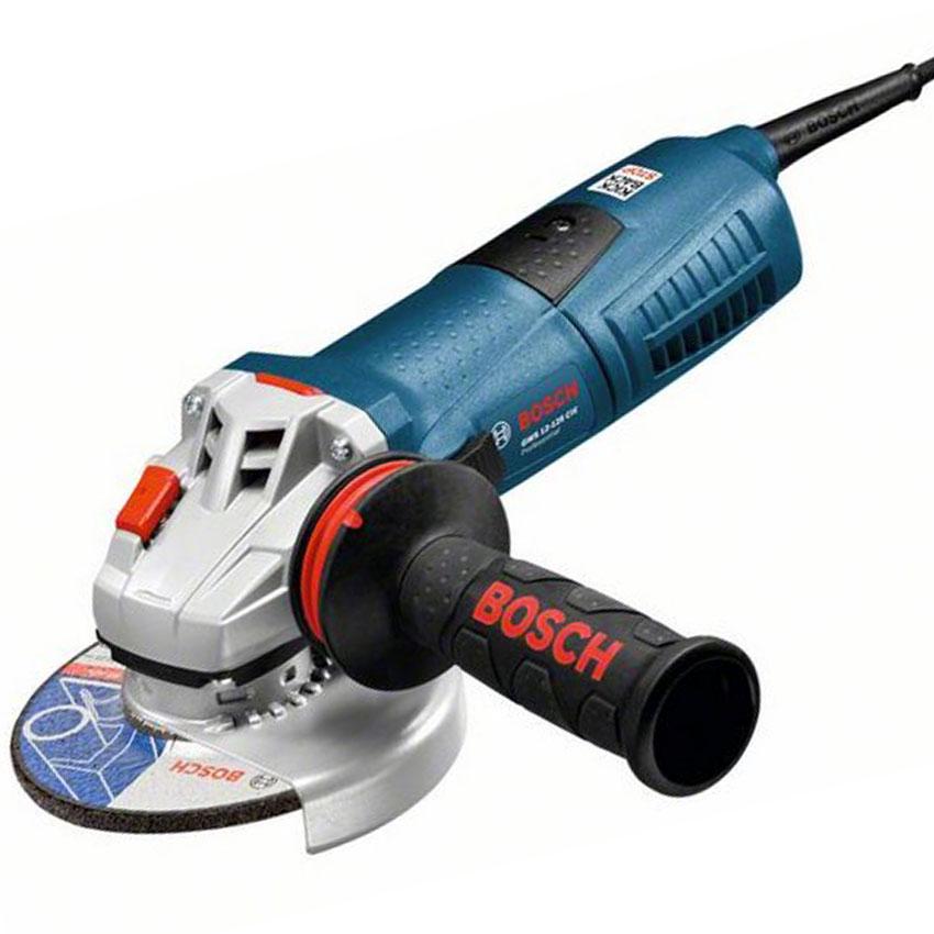 BOSCH GWS 12-125 CIE Professional Polizor unghiular 1200 W diametru disc 125mm 0601794002