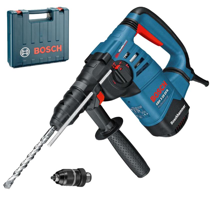 BOSCH GBH 3-28 DFR Ciocan rotopercutor SDS-plus 800 W, 3.1 J 061124A000