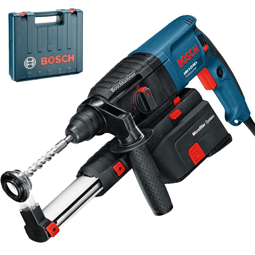 BOSCH GBH 2-23 REA Professional Ciocan rotopercutor SDS-plus 710 W 2,3 J 0611250500