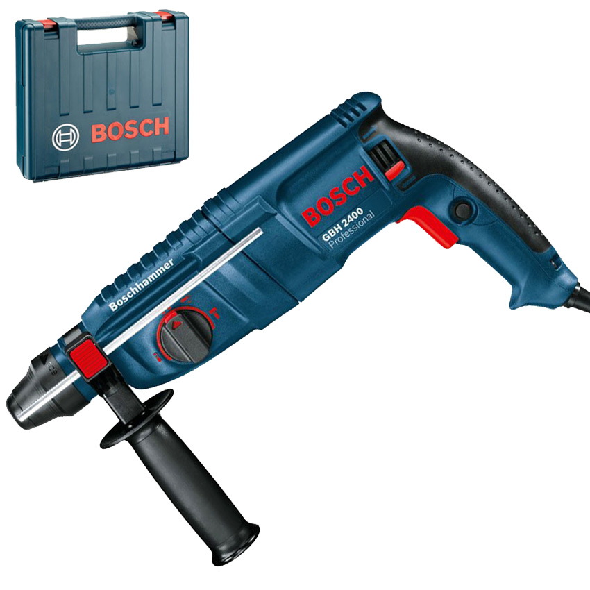BOSCH GBH 2400 Professional Ciocan rotopercutor SDS-plus 720 W 2,5 J 0611253803