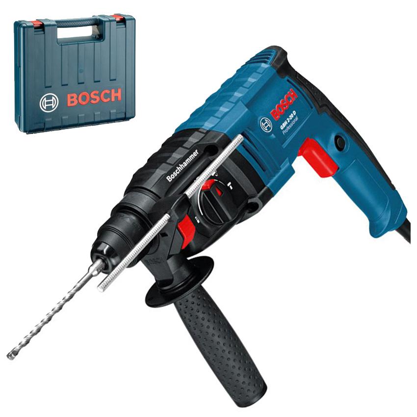 BOSCH GBH 2-20 D Professional Ciocan rotopercutor SDS-plus 650 W 1,7 J 061125A400