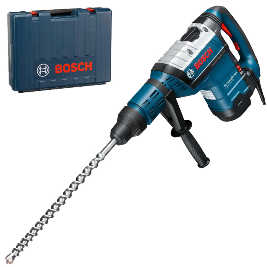 BOSCH GBH 8-45 DV Professional Ciocan rotopercutor SDS-max 1500 W 11 J 0611265000