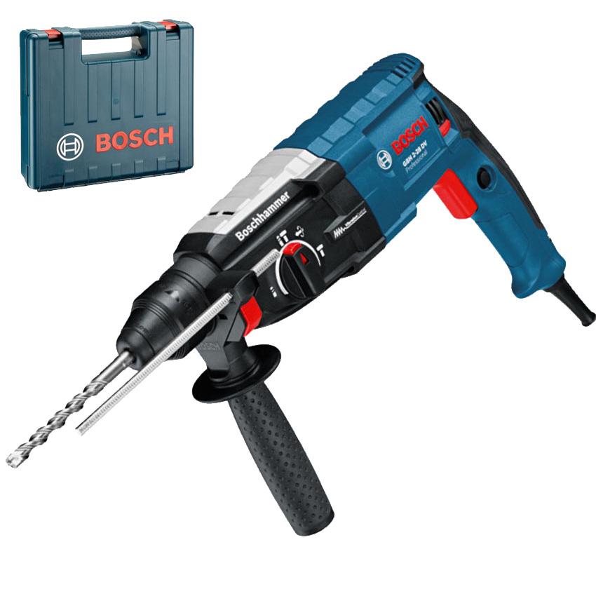 BOSCH GBH 2-28 DV Professional Ciocan rotopercutor SDS-plus 850 W 3,2 J 0611267100