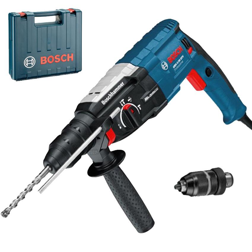 BOSCH GBH 2-28 DFV Professional Ciocan rotopercutor SDS-plus 850 W 3,2 J 0611267200