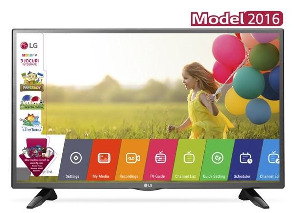 Televizor LG 32LH510B, LED, HD Ready, Game Tv, 81cm