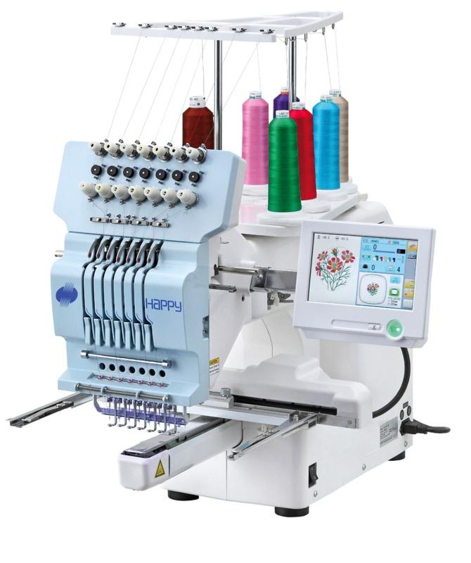Masina de brodat semi-industriala HAPPY HCH 701-30