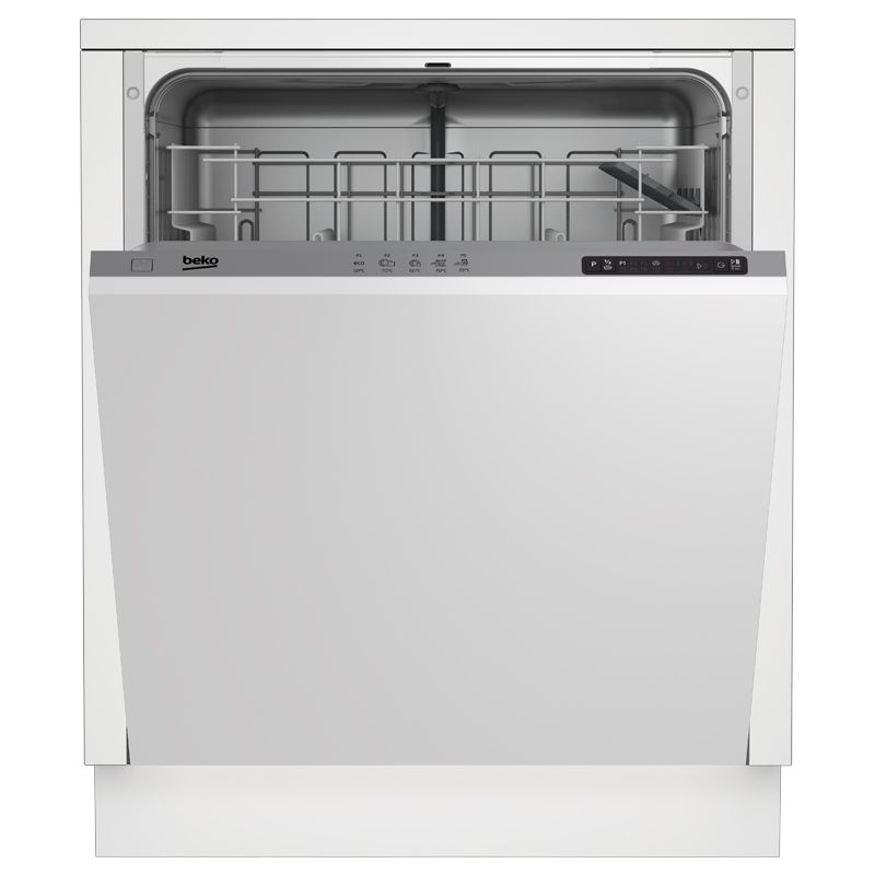 Masina de spalat vase incorporabila Beko DIN15212 Gri,A