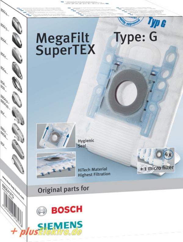 Saci aspirator Bosch BBZ41FG