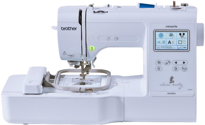 Masina de brodat Brother M240ED, Disney