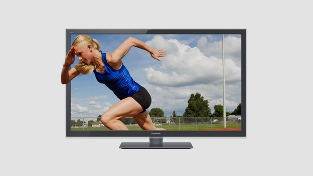 Televizor Panasonic LED 3D, 47ET5E, Full HD, Smart TV, 119 cm
