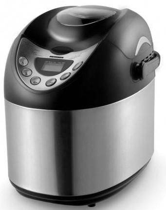 Masina de facut paine Heinner HBM-900BKSS, French bake