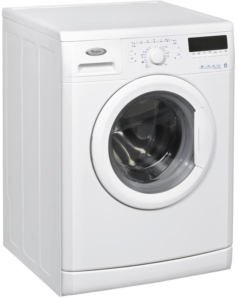 Masina de spalat rufe Wirlpool AWOC 51000, 1000 RPM, 5kg, Alb