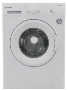 Masina de spalat rufe Heinner HWM-V5080D++, 5kg, Alb