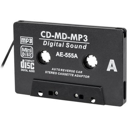 ADAPTOR AUTO CD/CASETA URZ0234