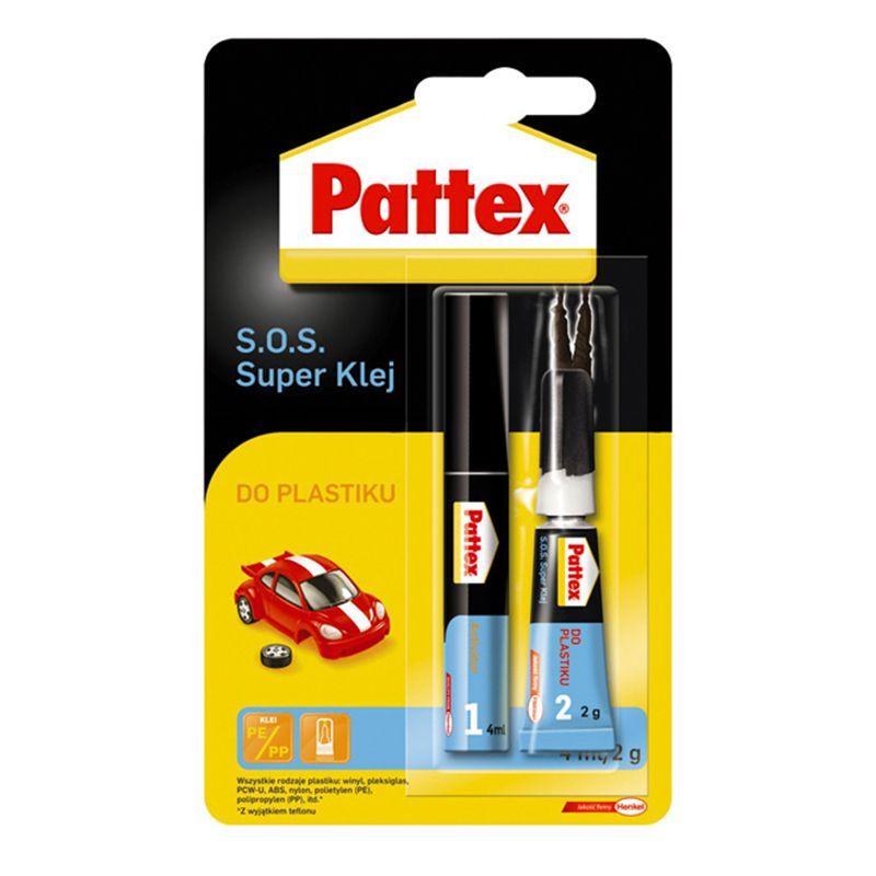 ADEZIV PLASTIC PATTEX SOS CHE2285