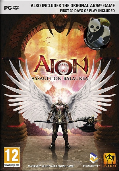 Joc PC, Aion: Assault on Balaurea, NcSoft, NCS-PC-AIONAOB