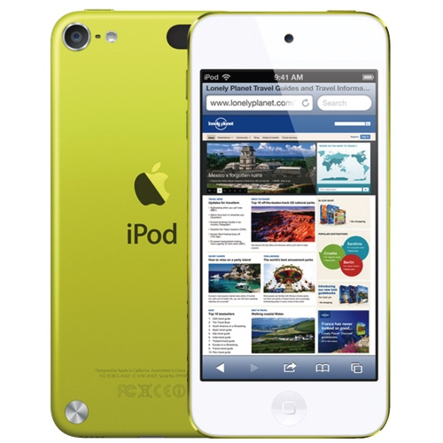Apple Ipod Touch 32Gb Galben 5Th Generation New 60849