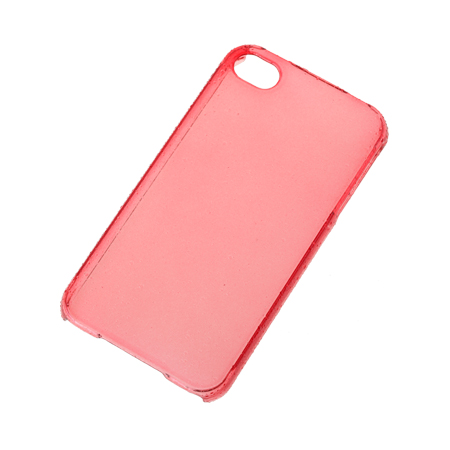 BACK COVER CASE IPHONE 4 ROSU ML0157