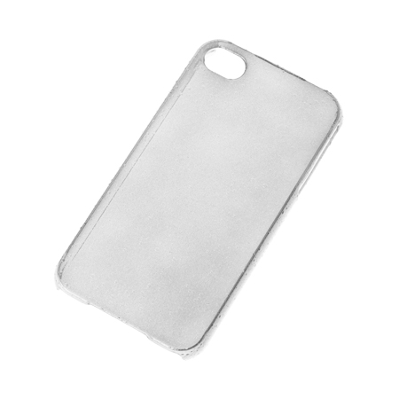 BACK COVER CASE IPHONE 4 TRANSPARENT ML0158