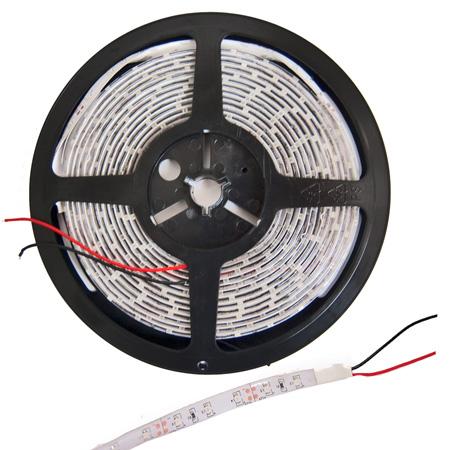 Lichidare stoc - BANDA LED 12V 24W 300 LEDURI IP68 5M ROSU LED3528W-60R