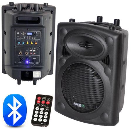 BOXA ACTIVA 8 inch/20CM USB/MP3/TELECOMANDA/BT SLK8A-BT