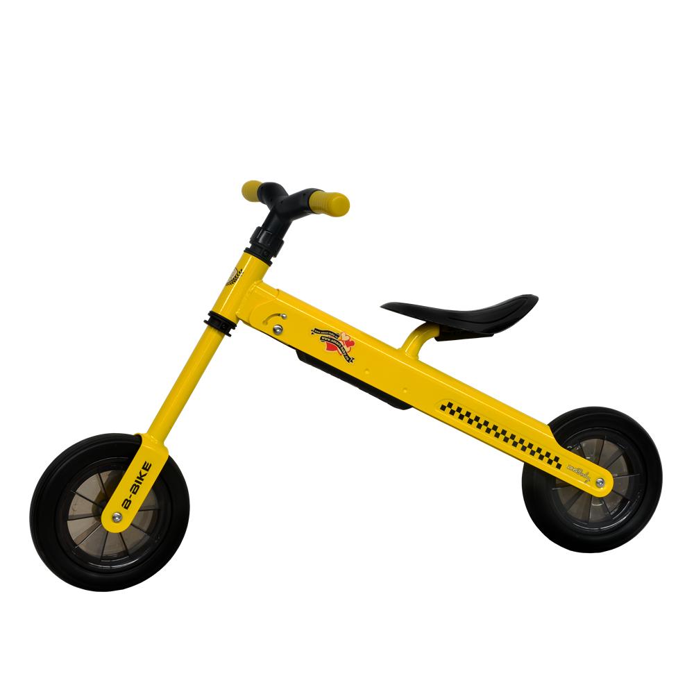 Bicicleta balance DHS B-Bike Galben 335010040