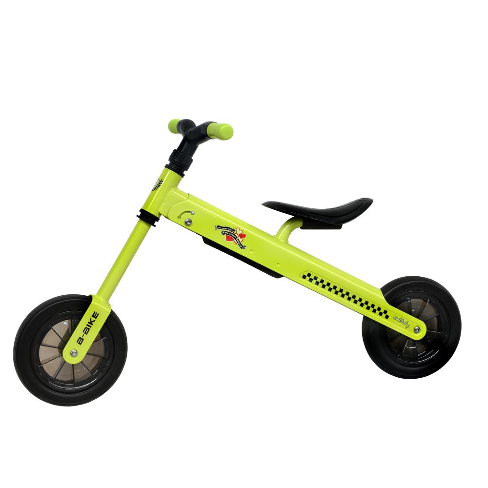 Bicicleta balance DHS B-Bike Verde 335010080