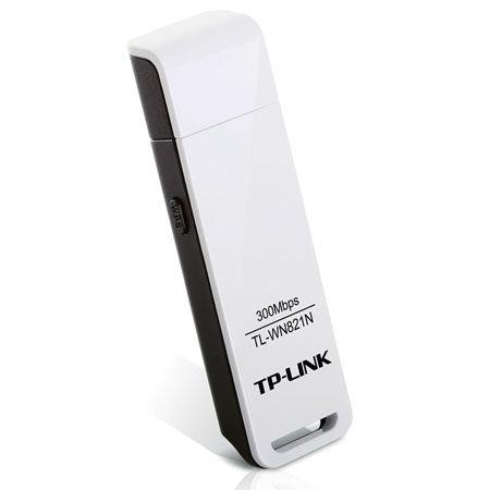 CARD USB WIFI 300MBPS TP-LINK TL-WN821N KOM0438