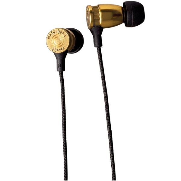 Casca Cu Fir Motorhead 33003 Overkill Mh In Ear Brass Universala 3.5 Mm 64407