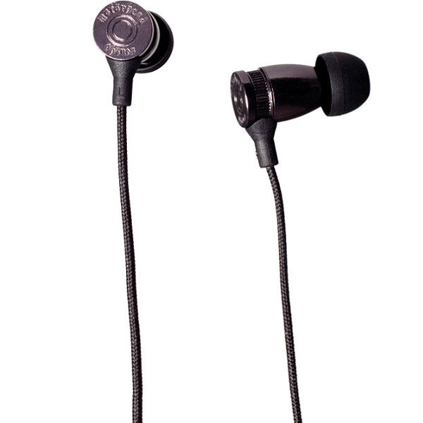 Casca Cu Fir Motorhead 33004 Trigger Mh In Ear Black Universala 3.5 Mm 64400