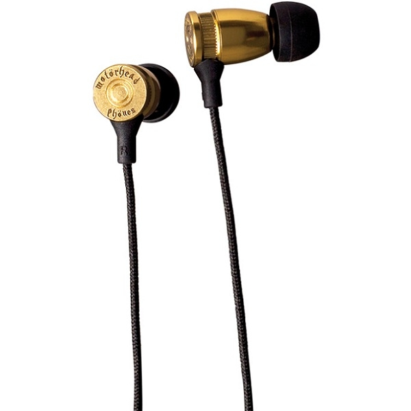 Casca Cu Fir Motorhead 33006 Trigger Mh In Ear Brass Universala 3.5 Mm 64403