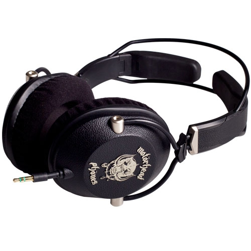 Casca Cu Fir Motorhead 33009 Motorizer Mh Head Over Ear Black Universala 3.5 Mm 63794