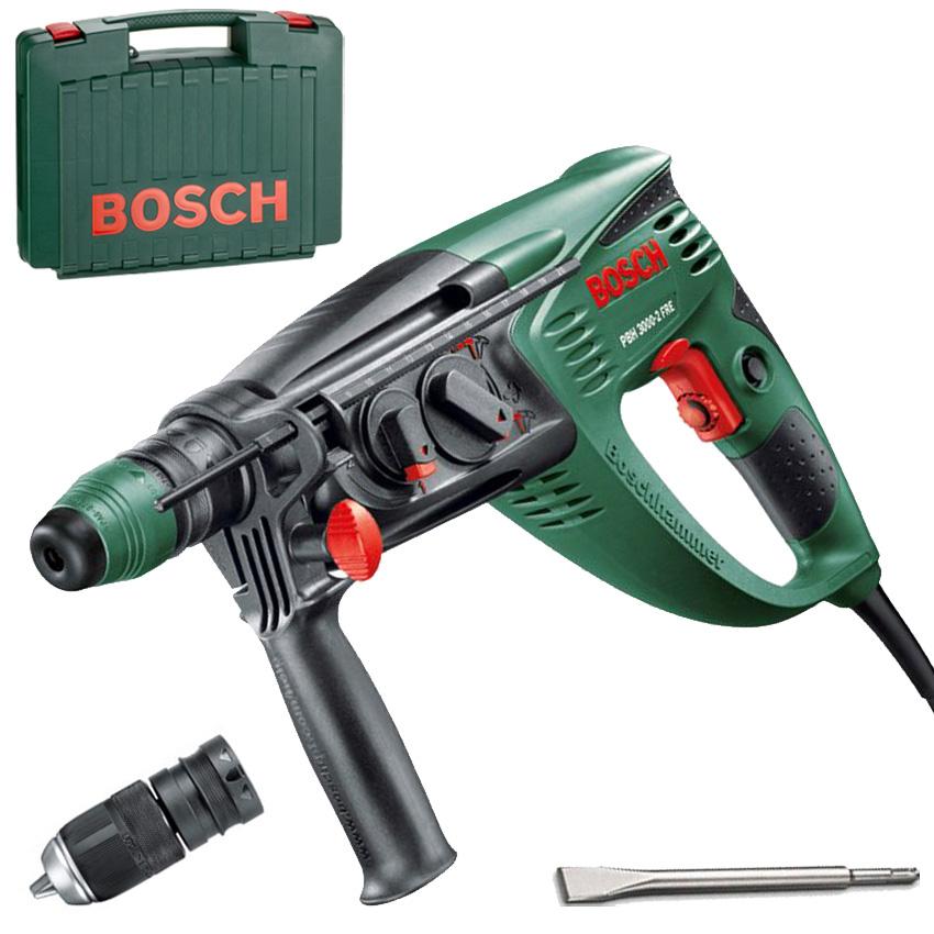 BOSCH PBH 3000-2 FRE Ciocan rotopercutor SDS-plus 750 W, 2.8 J 0603394220