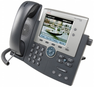 Telefon fix Cisco UC Phone 7945 Gig Ethernet Color spare CP-7945G=
