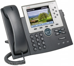 Telefon fix Cisco UC Phone 7965 Gig Ethernet Color spare CP-7965G=