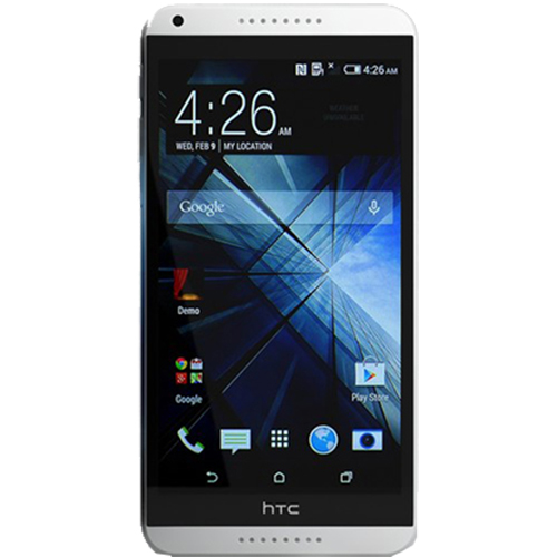 Telefon mobil HTC Desire 620G Dualsim 8GB 3G Alb