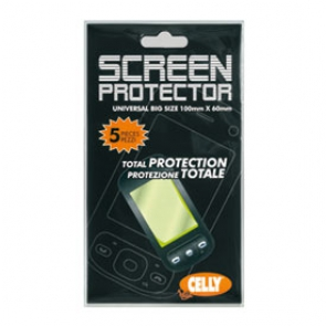 FOLIE PROTECTIE CELLY SCREENPDA UNIVERSALA PDA 2 BUC 8335