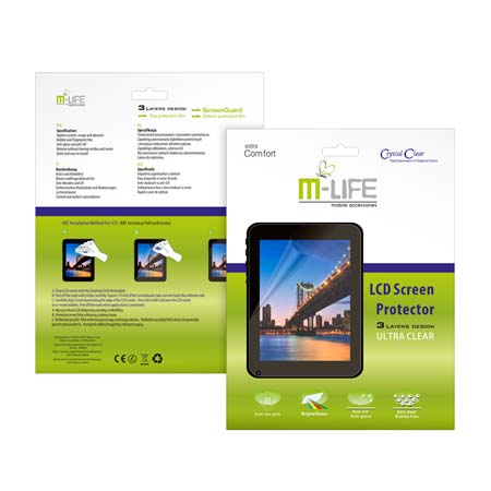 FOLIE PROTECTIE TABLETA 7 INCH M-LIFE ML0439