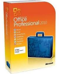 Aplicatie Microsoft Office Professional 2010 Retail Full Packaged Product (FPP) Engleza 32 bit/64 bit 269-14670