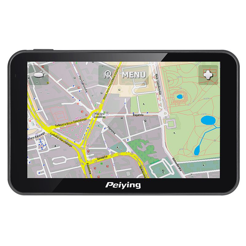GPS 5 INCH 8 GB HARTI INCLUSE PEIYING PY-GPS5014
