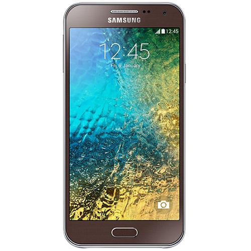 Telefon mobil Samsung Galaxy E5 Dualsim 16GB 3G Maro