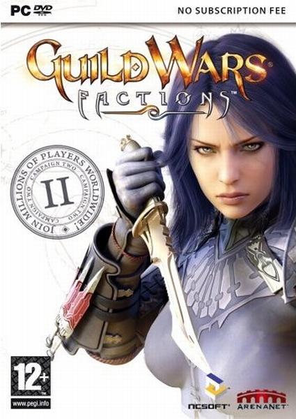 JOC PC Guild Wars - Factions (II), (joc online, nu necesita taxa lunara), NCSoft, NCS-PC-GWF