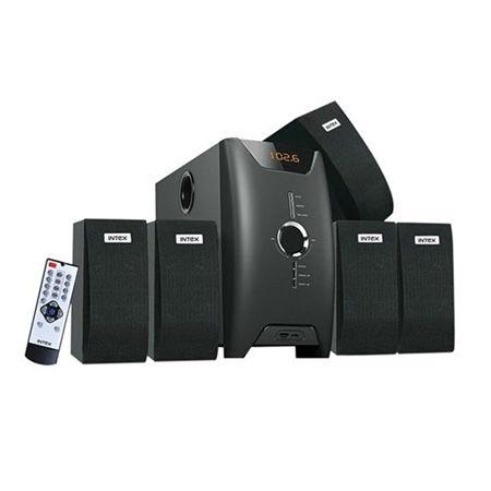 HOME THEATER 5.1 FM SD USB ITX5900 INTEX KOM0323