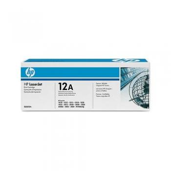 Toner HP Q2612AD Dual Pack, Negru