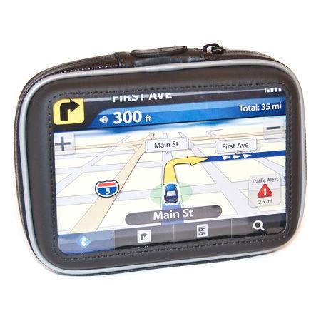 HUSA GPS 5 inch WATER PROOF MONTAJ MOTO/BICICLETA FOT0011